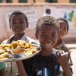 Selling street food / michaelsale