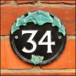 """34"" / lincolnian"